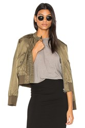 Free People Midnight Bomber Army