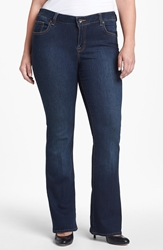 Lucky Brand 'Ginger' Bootcut Jeans Plus Size Randleman