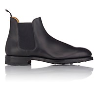 Crockett Jones And Men's Chelsea 5 Boots Black Blue Black Blue