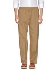 Camo Casual Pants Khaki