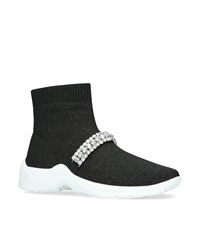 Kurt Geiger Embellished Linford Sock Sneakers Multi