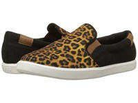 Crocs Citilane Slip On Sneaker Leopard Black Women's Slip On Shoes