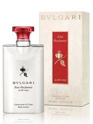 Bulgari Eau Parfumee Au The Rouge Body Lotion 6.8 Oz. No Color