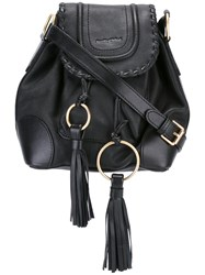See By Chloe 'Polly' Crossbody Bag Black