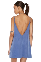 Nasty Gal After Party Vintage Let It Slip Dress