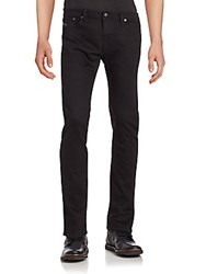 Diesel Slim Fit Straight Leg Jeans Black