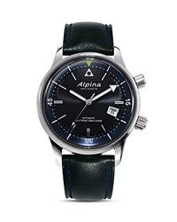 Alpina Seastrong Diver Heritage Watch 42Mm Black