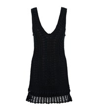 Melissa Odabash Alexis Crochet Mini Dress Female