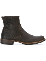Fiorentini Baker 'Eternity' Ankle Boots Brown