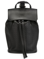 Desa 1972 Small 'Fourty Four' Backpack Black