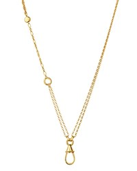 Links Of London Amulet Chain Necklace 31.5 Gold