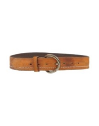 Jo No Fui Belts Tan