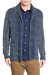 Men's Lucky Brand 'Zuma Canyon' Shawl Collar Cardigan
