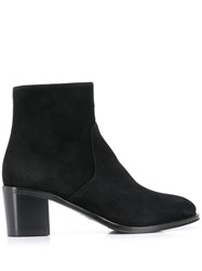 Church's Zip Up Ankle Boots Black