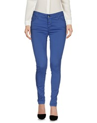 Fracomina Casual Pants Blue