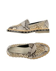 Grey Mer Footwear Moccasins Women Dove Grey