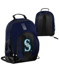Forever Collectibles Seattle Mariners Prime Time Backpack Navy