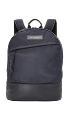 Want Les Essentiels Kastrup Backpack Black Nylon Black