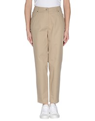 Clips More Trousers Casual Trousers Women Beige