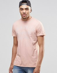 New Look T Shirt In Light Pink With Missouri Print Pink
