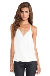 Eight Sixty Halter Top Ivory