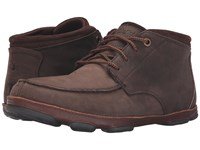 Olukai Hamakua Dark Wood Toffee Men's Shoes Brown