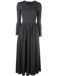 Ter Et Bantine Flared Dress Grey