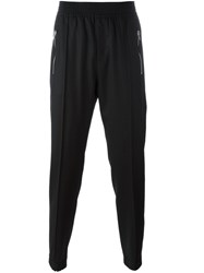Givenchy Raised Seam Track Pants Black
