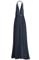 Jason Wu Silk Halter Gown