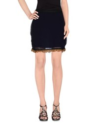 Hoss Intropia Skirts Mini Skirts Women Dark Blue