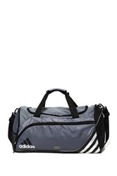 Adidas Team Speed Medium Duffel Bag Gray