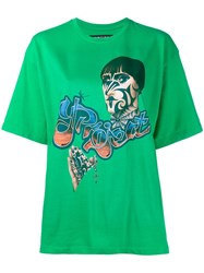 Y Project Printed T Shirt Green
