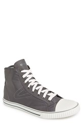 Men's Tretorn 'Hockey' Lace Up Boot Charcoal Grey