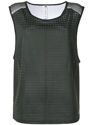 New Balance Running Tank Top Green