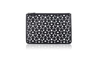 Givenchy Women's Medium Zip Pouch Black
