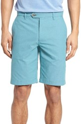 Ted Baker Men's London Evisho Cotton Shorts Turquoise