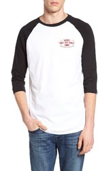 Vans Men's Originals Classic Graphic Baseball T Shirt
