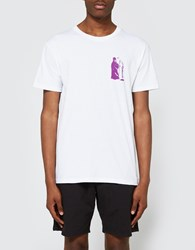 Obey Creepin' Death Ss Tee White
