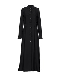Vicolo Long Dresses Black