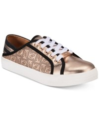 Bebe Dacia Sneakers Rose Gold