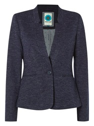 White Stuff Heights Blazer Brooklyn Blue