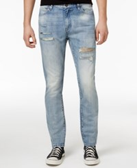 American Rag Men's Mist Wash Cotton Jeans Only At Macy's