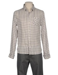 Riviera Club Shirts Dove Grey