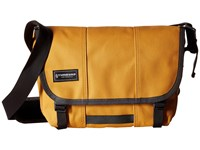 Timbuk2 Classic Messenger Bag Extra Small Heirloom Mustard Messenger Bags Yellow