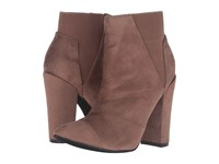 Michael Antonio Louis Nude Suede Women's Dress Boots Taupe