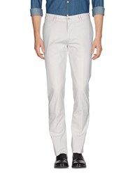 Aspesi Casual Pants Light Grey