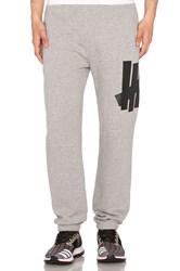 Undefeated Big 5 Strike Sweatpant Gray