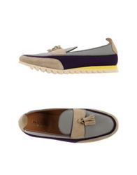 Kolor Moccasins Light Grey