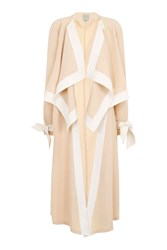 Tailored Coat By Lavish Alice Nude
