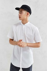 Zanerobe Seven Foot Short Sleeve Shirt White